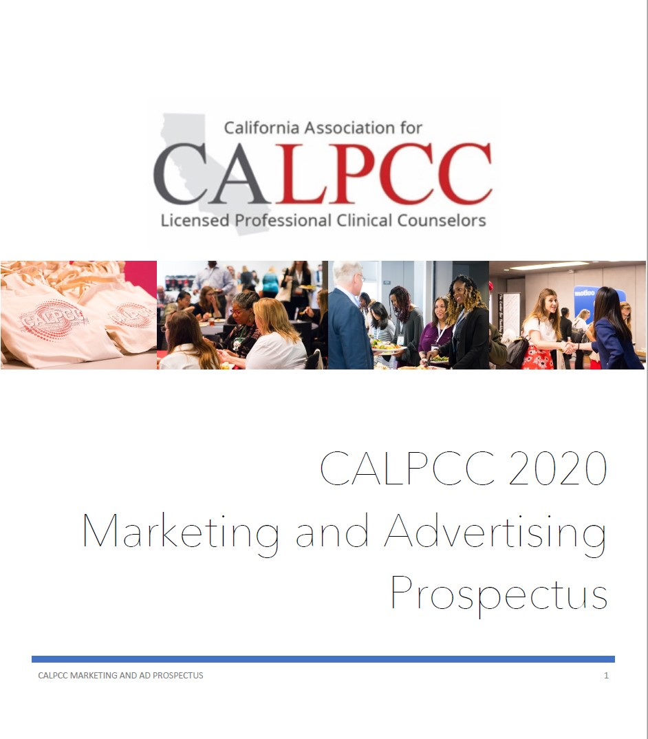 CALPCC Marketing and Advertising Prospectus